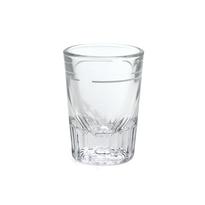 HEAVY DUTY SHOT GLASS 2oz(with 1oz Line)