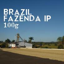 【SPECIALTY COFFEE】100g Brazil Fazenda IP 1.200m Natural / ブラジル ファゼンダIP ナチュラル