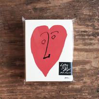 イワサトミキ | LETTER SET BOX 「HEART」