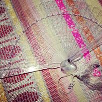 Fan  とうめいプラスチック