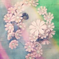Vintage Earring  サクラ