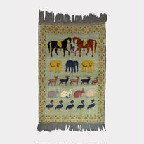 OUTTA RUGS #68 'Counting My Favorite Animals'