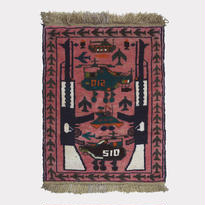 OUTTA RUGS #79 'Pink Riot'