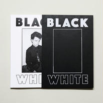 BLACK & WHITE - Portraits of James Chance by Anya Phillips