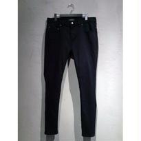 diet butcher slim skin [super stretch loose fit pants]