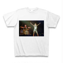 「DAVID BOWIE」ver.35ロックTシャツ WATERFALLオリジナル ※完全受注生産品 S/ M/ L/ XL
