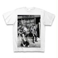 「THE CLASH」ver.5パンク40周年Tシャツ WATERFALLオリジナル ※完全受注生産品 S/ M/ L/ XL