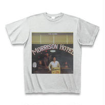「The Doors」ver.8ロックTシャツ WATERFALLオリジナル ※完全受注生産品 S / M / L / XL