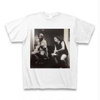 「KEITH RICHARDS」ver.2ロックTシャツ WATERFALLオリジナル ※受注生産品 S/M/L/XL