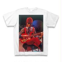 「DAVID BOWIE」ver.37ロックTシャツ WATERFALLオリジナル ※完全受注生産品 S/ M/ L/ XL
