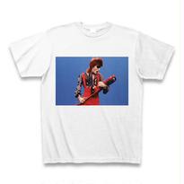 「DAVID BOWIE」ver.18ロックTシャツ WATERFALLオリジナル ※完全受注生産品 S/ M/ L/ XL