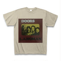「The Doors」ver.9ロックTシャツ WATERFALLオリジナル ※完全受注生産品 S / M / L / XL