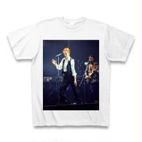 「DAVID BOWIE」ver.38ロックTシャツ WATERFALLオリジナル ※完全受注生産品 S/ M/ L/ XL
