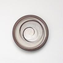 小鹿田焼 4.5寸皿