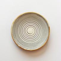 小鹿田焼 5寸皿 b