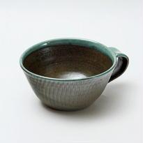 小鹿田焼 スープカップ b