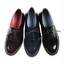 【次回入荷未定】HARUTA / Plain Toe Shoes