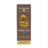 Chocolate Bernrain / オーガニック&フェアトレードチョコレート アーモンド