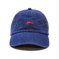 WWWCAT DENIM LOGO CAP (BLUE)