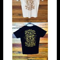 MensTシャツ  Skull