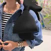 新作♡ #SALE キュート リボン バッグ ミニ ユニーク 全4色