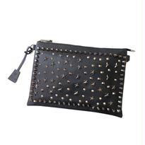 Clutch bag with studded(16Z1-3012)