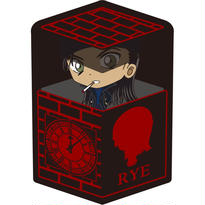 名探偵コナン キャラ箱クッションVol.2 ライ 潜入捜査ver. JAN:4573358450248