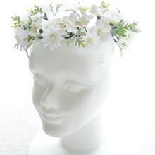 花冠☆パールホワイト(ウェディング)