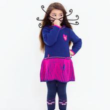 Mim-Pi(ミンピ)のニットセーターワンピ★猫耳のついたフードが可愛い Kitty Cat Knit Dress