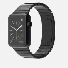 大特価Apple Watch 38mm MJ3F2J/A [スペースブラック ステンレススチールリンクブレスレット] …