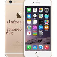 【国内版SIMフリー】 iPhone 6 64GB ゴールド