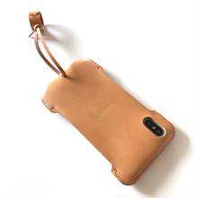 【アウトレット】abicaseXSJ/iPhoneX用シンプルジャケット