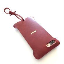 【予約受付】iPhone7 Plus sj シンプルジャケット ルガトレッド