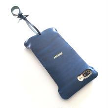 【予約受付】iPhone7 Plus nswj /ルガトブルー&レッド