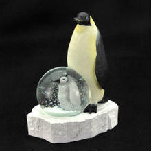 スノードーム ペンギン