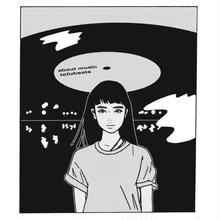 "tofubeats × kyne × ABOUT MUSIC ""Fantasy Girl Long Sleeve Tee"""