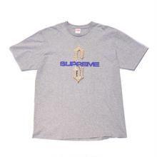 SUPREME  DIAMONDS TEE / HEATHER GRAY