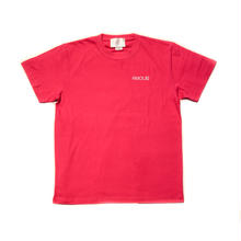 SS TEE DOT AMOUR / TROPICAL PINK