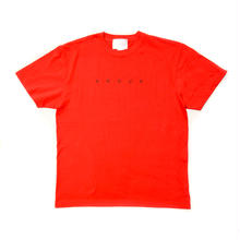 SS TEE AMOUR / RED_BLACK