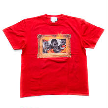 SS TEE CULTURE LIFE / RED