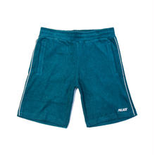 PALACE  PIPE UP SHORTS / TEAL