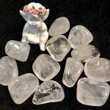 タンブルストーン クリスタルクォーツ 水晶