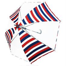 【a.s.s.a】RL103 ダブルボーダー 雨傘