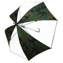 【a.s.s.a】RL088 カモフラージュ 雨傘