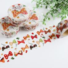 洋食リボン☆マスキングテープ