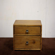 LCシリーズ 古家具再生 小物入れ ①