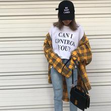 BigBigチェックシャツ「キーちゃん」