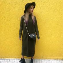 Knit♡ロングワンピ
