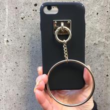 でか♥リングiPhone(6or7)ケース