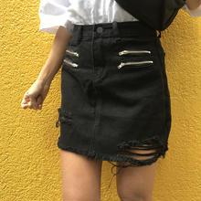 ZIP×4タイトスカート